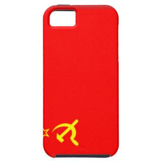 Soviet Union Flag iPhone 5 Case