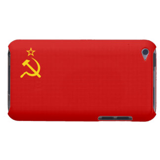 Soviet Union Flag USSR iPod Touch Cases