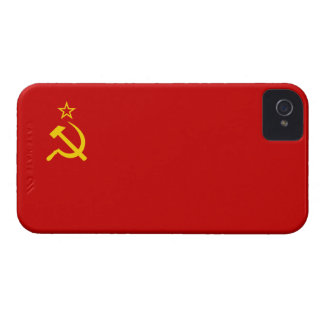 Soviet Union Flag USSR Case-Mate iPhone 4 Case