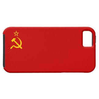 Soviet Union Flag USSR iPhone SE/5/5s Case