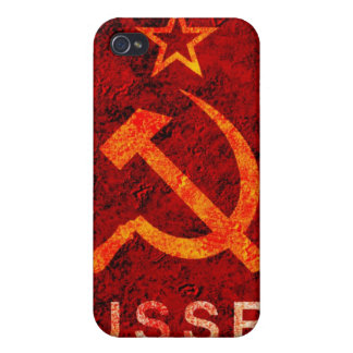 Soviet Union iPhone 4/4S Cover