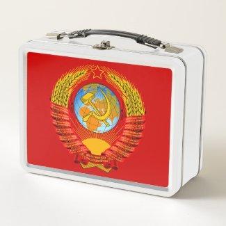 Soviet Union Lunchbox