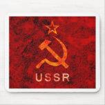 Soviet Union Mouse Pad