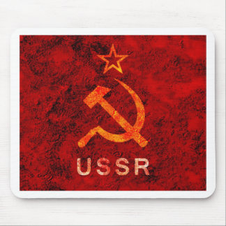 Soviet Union Mouse Pad