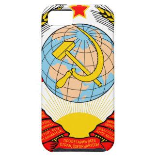 Soviet Union National Emblem iPhone 5 Cases