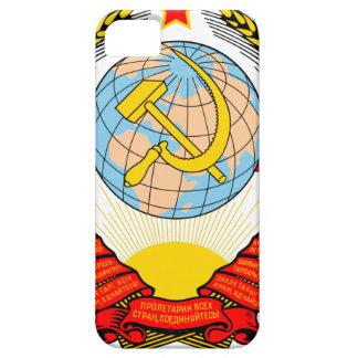 Soviet Union National Emblem iPhone 5 Cover