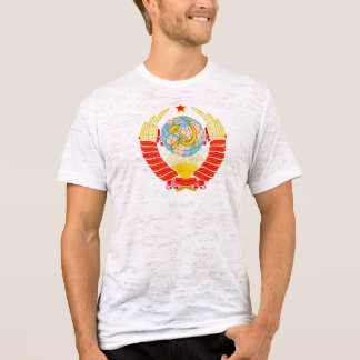 Soviet Union Official Seal Tee Shirt
