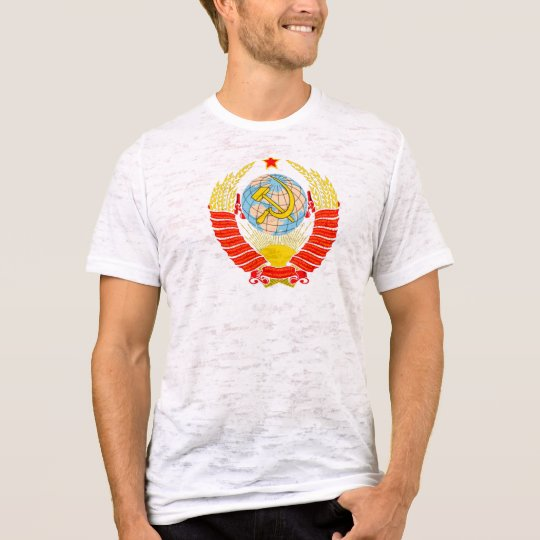 Soviet Union Official Seal Tee Shirt