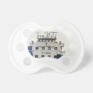 Soviet Union Ship Pacifier