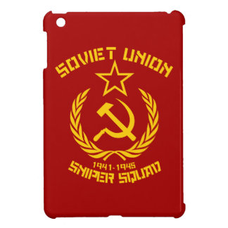 Soviet Union Sniper Squad Case For The iPad Mini