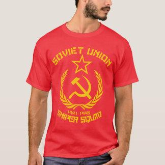 Soviet Union Sniper Squad T-Shirt
