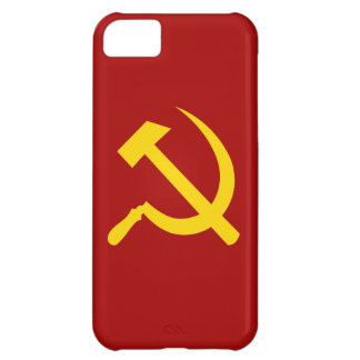 Soviet Union Symbol - Советский Союз Символ Case For iPhone 5C