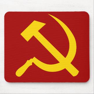 Soviet Union Symbol - Советский Союз Символ Mouse Pad