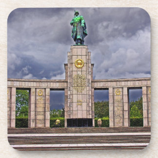 Soviet War Memorial, Berlin, Soldier & Gun, Storm Coaster