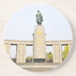 Soviet War Memorial in Berlin, Germany Coaster