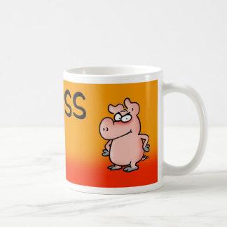 Sow-hot Coffee Mugs