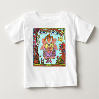 Sow Seeds Of Kindness Fairy Baby T-Shirt