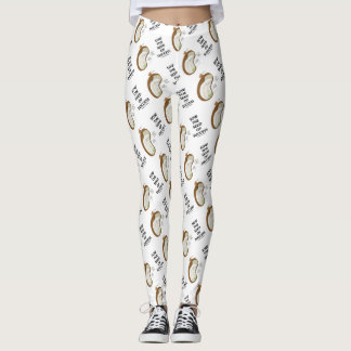 Sow The Seed Of Success Dicotyledon Bean Seed Leggings