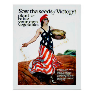 Sow the Seeds of Victory (restored) Poster