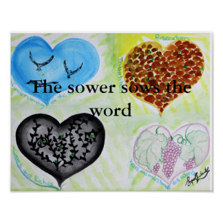 Sow The Word Poster