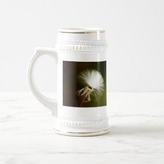 Sow Thistle Seed Pod Beer Stein