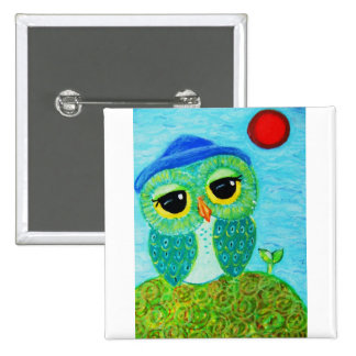 Sower Of Dreams 2 Inch Square Button