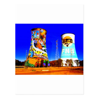 Soweto, South Africa Postcard