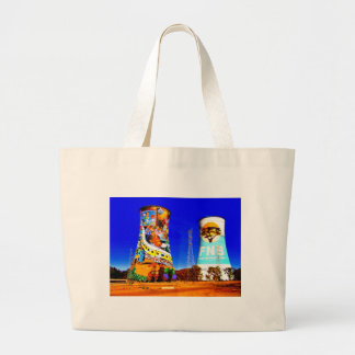 Soweto Towers (Johannesburg, South Africa) Canvas Bag