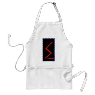 Sowilo Rune Aprons
