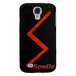 Sowilo Rune Galaxy S4 Cover