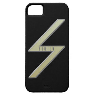 Sowilo Rune gold iPhone SE/5/5s Case