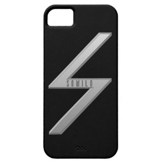 Sowilo Rune grey iPhone SE/5/5s Case