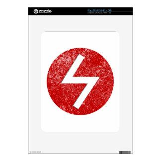 Sowilo Rune iPad Decal