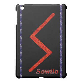 Sowilo Rune Cover For The iPad Mini