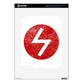 Sowilo Rune Skins For iPad 3