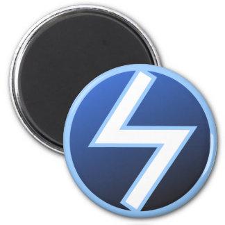 Sowilo Sowelu Sol Rune 2 Inch Round Magnet