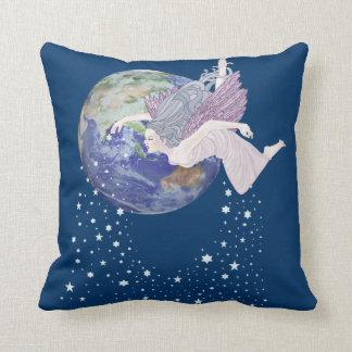 Sowing a Starry Field Pillow