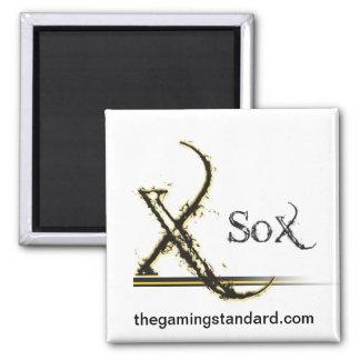 SoX el estándar del juego - imán