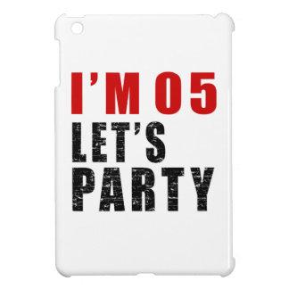 Soy 05 nos dejé ir de fiesta