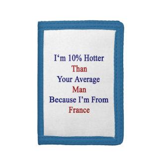 Soy 10 más calientes que su hombre medio porque