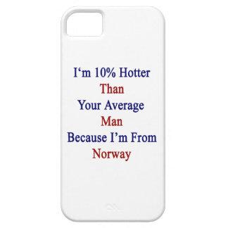Soy 10 más calientes que su hombre medio porque iPhone 5 cárcasa