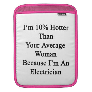 Soy 10 más calientes que su mujer media porque soy fundas para iPads