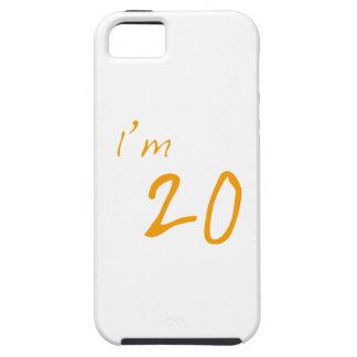 Soy 20 funda para iPhone 5 tough