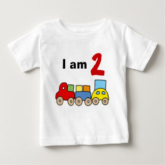 Soy 2 (el tren de madera del juguete) tee shirts