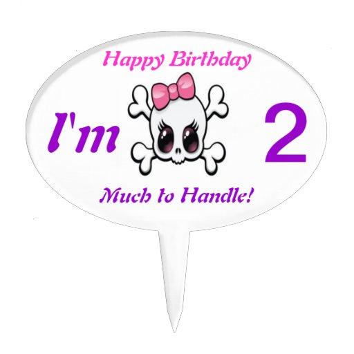 Soy 2… palillos de tarta
