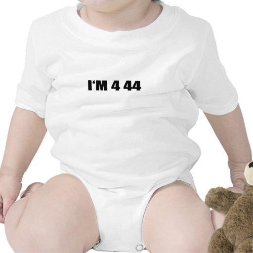 Soy 4 44 camisetas