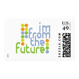 Soy a partir del futuro sellos