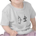 Soy actual en la física (la ley de ohmio) camiseta
