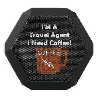 ¡Soy agente de viajes, yo necesito el café! Altavoz Con Bluetooth
