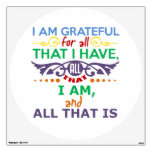 Soy agradecido